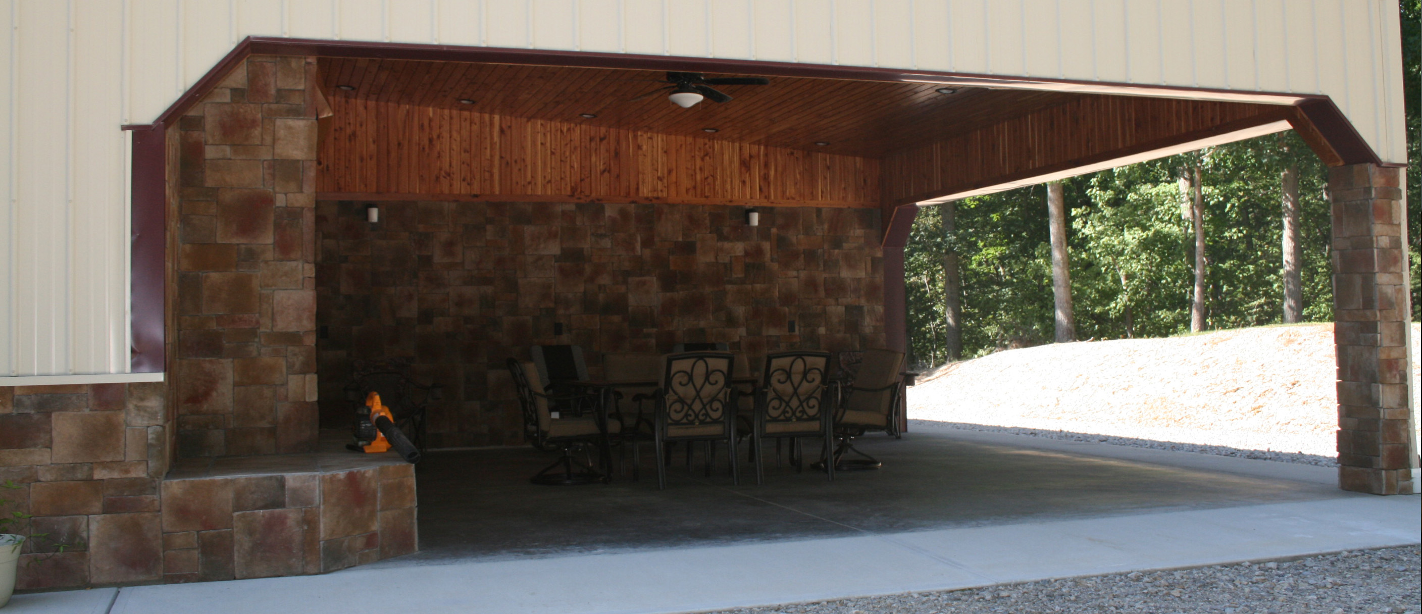 Special purpose buildings in clermont county and southern ohio for Camper storage building