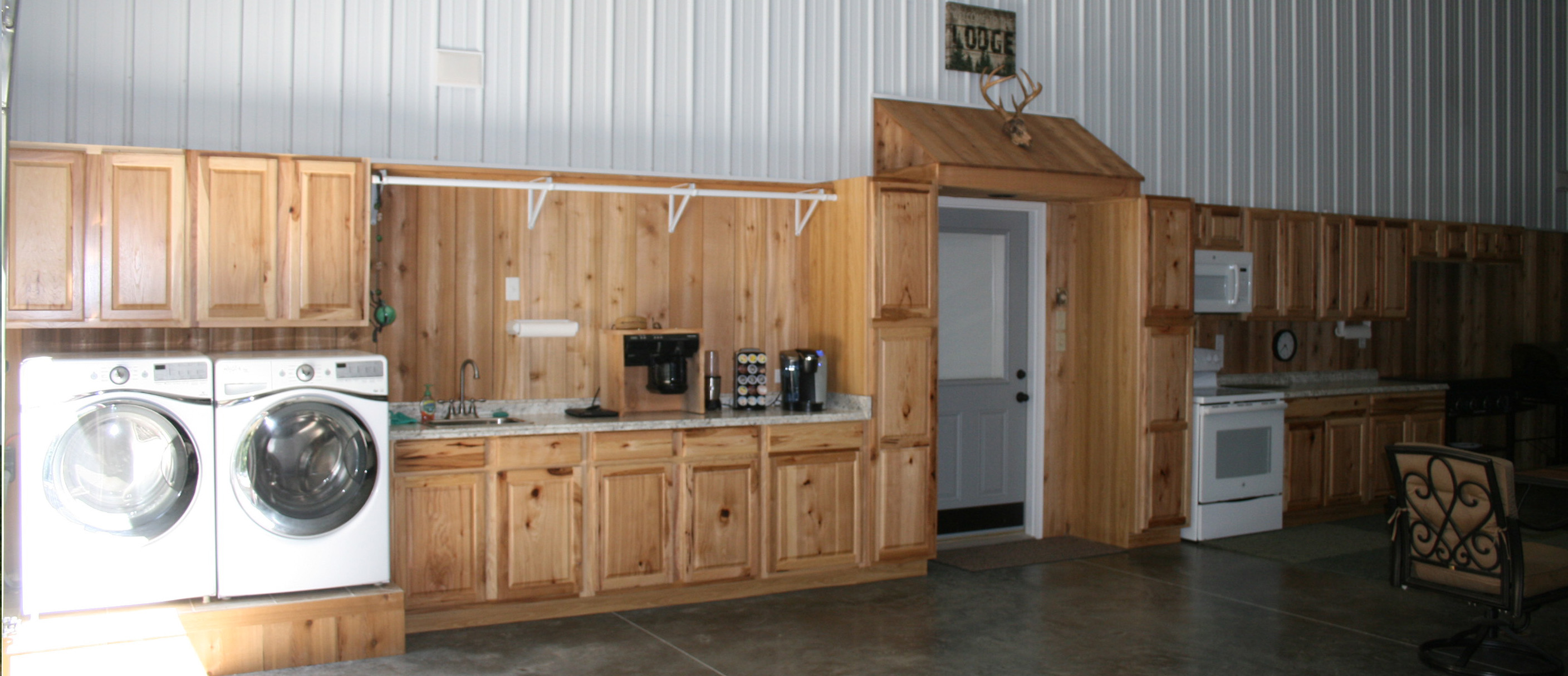 Special purpose buildings in clermont county and southern ohio for Rv barn with living quarters